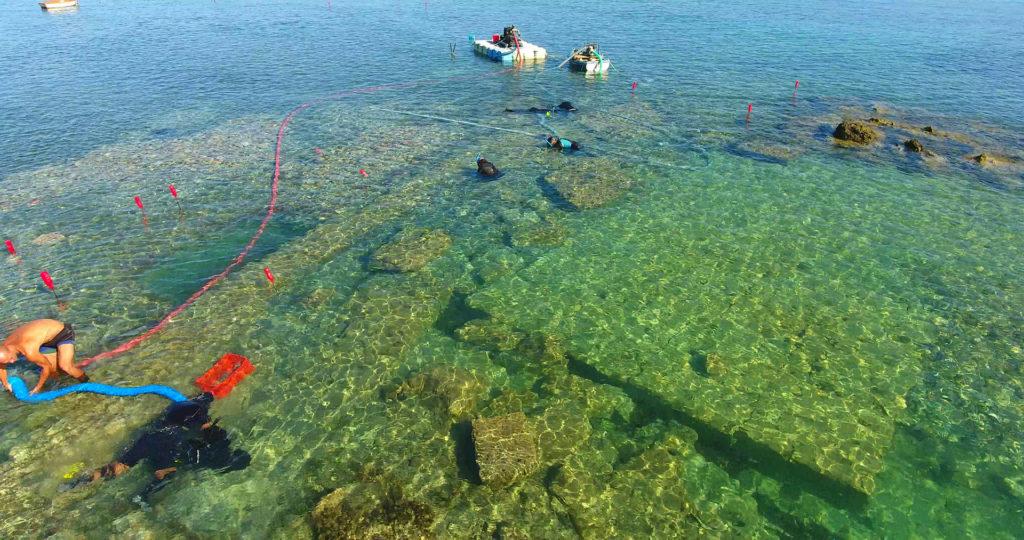 Γλαρέντζα: Αρχαίο Λιμάνι Κυλλήνης