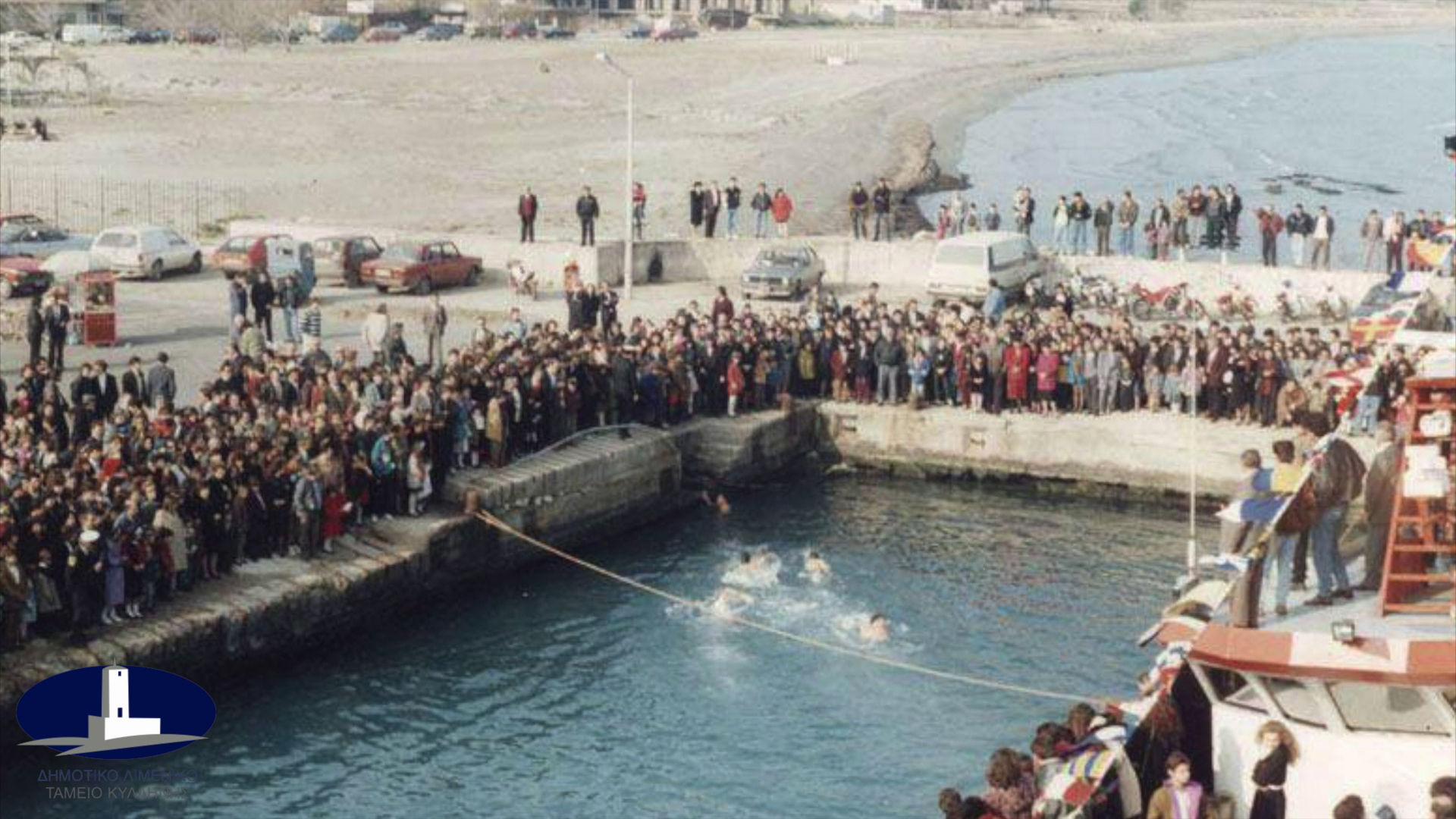 Λιμάνι Κυλλήνης Ιστορία